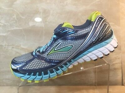 afbc0e207f9 Brooks Ghost 6 Running Walking Crossfit Casual Shoes Womens Size 11.5AA  Narrow
