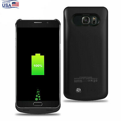 For Samsung Galaxy Note 5 4200mAh External Power Bank Battery Power Charger Case