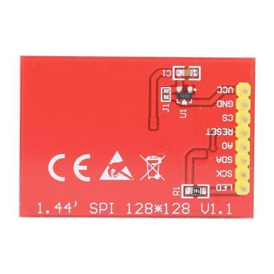 """LCD 1.44"""" Red Serial 128x128 SPI Color TFT LCD Display Module for 5110 3310"""