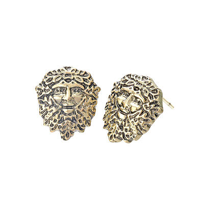 Jesus Christ Figure Earrings Ancient Religious Jewelry New Trendy Design Earring