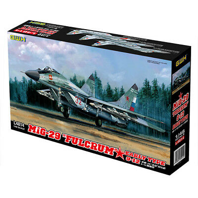 Great Wall Hobby L-4814 1/48 MiG-29 Fulcrum Early Type 9-12 New
