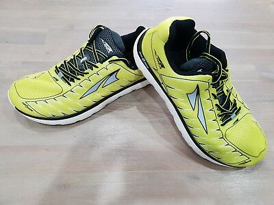 Altra One V3 Mens yellow US 10.5