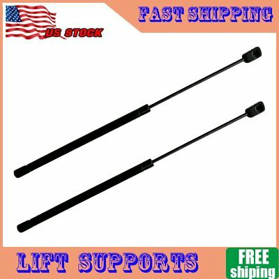 2 Rear Hatch Window Lift Supports Strut Gas Spring For Jeep Liberty 2002-07 4365
