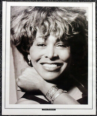 Tina Turner Poster Page . Simply The Best Private Dancer . G71