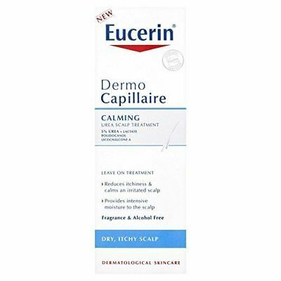 Eucerin® DermoCapillaire Calming Urea Scalp Treatment 100ml