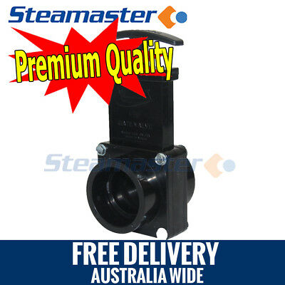 Carpet Cleaning Quick Connect Gate Dump Valve Polivac Twister Steamvac Extractor