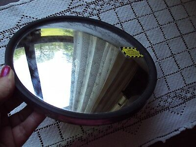 "Mirror Round Traffic Safety Security Convex Shop Blind Spot 8"" With No Hardware"