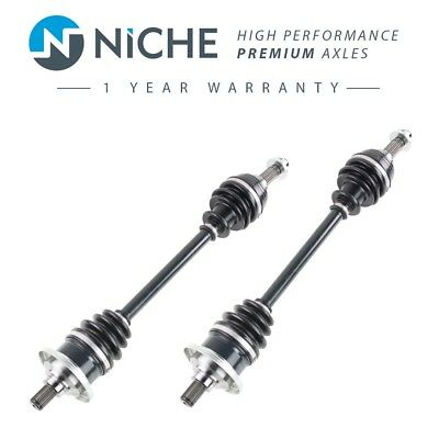 Front Left & Right CV Axle Drive Shaft Assembly Set for Arctic Cat 400 2002-2004