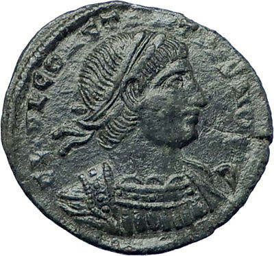 CONSTANTIUS II Constantine the Great son  Ancient Roman Coin Standard  i73448