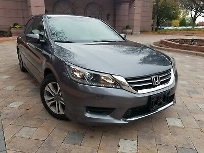 2015 Honda Accord LX Sedan 4-Door 2015 HONDA ACCORD LX,CLEAR TITLE,NO RESREVE