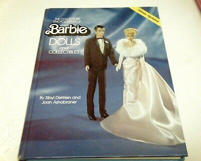 The Collectors Encyclopedia Of Barbie Dolls And Collectibles Hard Cover Book