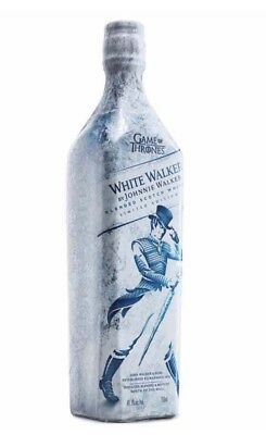 White Walker by Johnnie Walker 750MLGame of Thrones Limited Edition Bottle