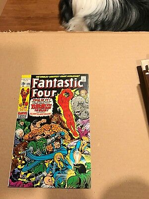 Fantastic Four 100, 101 LOT.
