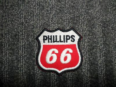 PHILLIPS 66 GAS PATCH - ORIGINAL VINTAGE - 2 inches x 2 NEW! SMALL