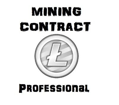 504 MH/s Litecoin mining contract. - 48 hours ( 2 Days )