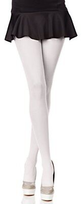 Bianco XS/S Merry Style Collant da Donna Opaco in Microfibra 70 DEN (,