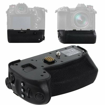 NEW Vertical Battery Grip Holder Hand Grip for Panasonic DMW-BGG9 G9 Cameras US