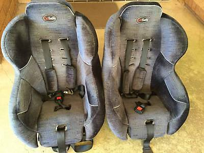 GoSafe Convertible Car Seat Newborn 0 to 4 Years - Good condition $30 each