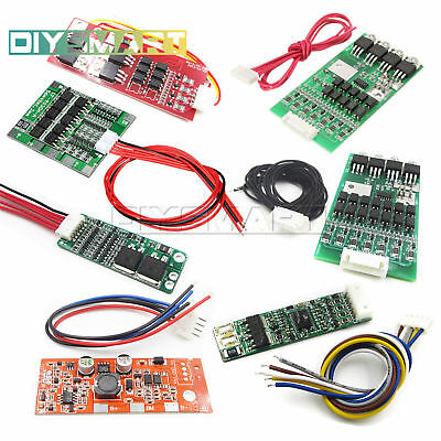 2/3/5/7S Li-ion Lithium Battery 18650 Charger BMS Protection Board 12V-24V