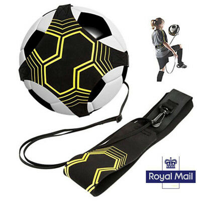 2018 Star Kick Football Practice Train Aid Solo Soccer Trainer Return Accessory