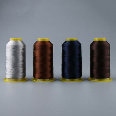2154 Yards/Spool Strong Polyester Thread for Upholstry Jeans Denim Button