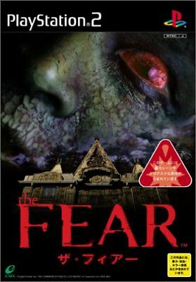 USED PS2 The FEAR