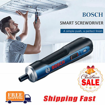 Bosch Go 3.6V Handhold Adjustable Electric Screwdriver Rechargeable Hand Tool