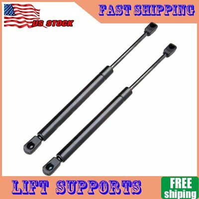 2x Front Hood Lift Supports Struts Shocks Gas Springs For Infiniti G37 2007-2013