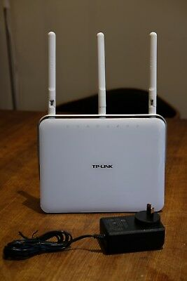 TP-Link Archer C9 AC1900 1900Mbps Dual Band WiFi Wireless Gigabit Router