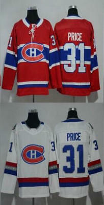Ice Hockey Jersey Montreal Canadiens Carey Price 31# RED WHITE