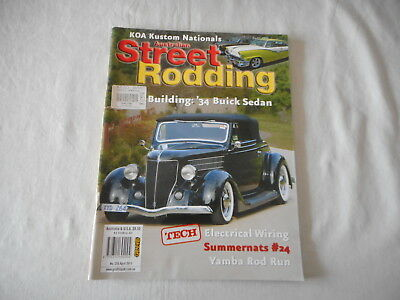 Australian Street Rodding Magazine - No 250 April 2011