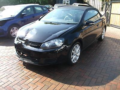 2012 Volkswagen Golf S CABRIOLET 1.4 TSI SALVAGE DAMAGED REPAIRABLE