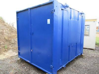 8 foot x 10ft 10x8 ft secure steel shipping storage box container in Billingham