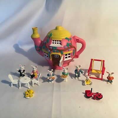 Vintage 1995 Teeny Weeny Families ~ SPARE FIGURES ~ Spare Parts Shop