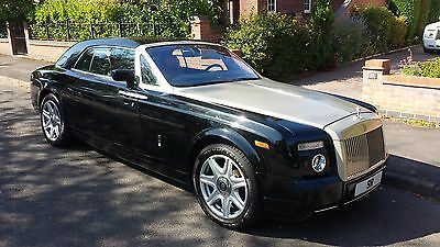 Rolls Royce Phantom 2009 Coupe 6.7 Lhd 2Dr Black - Fully Loaded!