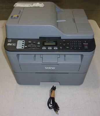 Brother MFC-L2700DW Black & White All-In-One Laser Printer 183 Page Count