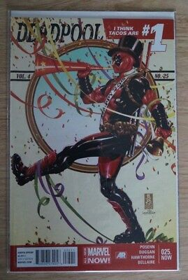 Deadpool #25.NOW! (Marvel Comics) 'Deadpool #1!'