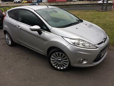 2009 Ford Fiesta Titanium - New MOT - Only 84000 Miles