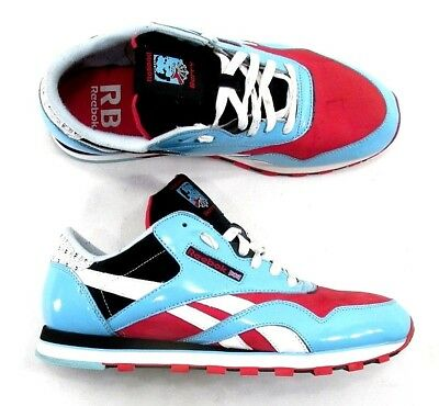 official photos dfa6f bd280 ... Reebok Classic Rolland Berry Mens Sz 10.5 RB 704 HSV 1.180445 Shoes S10  ...