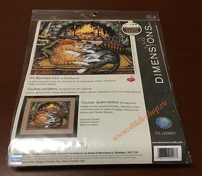 Dimensions 72-120007 All Burned Out. Sealed NIP