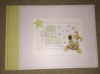Boofle Baby Memory Book