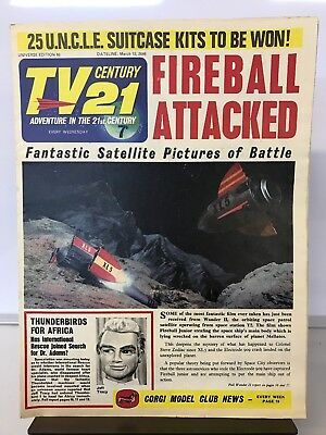 TV21 COMIC Universe Edition 60 Dateline: March 12, 2066