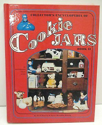 Collector's Encyclopedia of Cookie Jars Vol. 2 by Fred Roerig and Joyce Roeri...