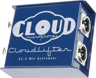 Cloud Microphones CL-2 Cloudlifter 2-Channel Mic Activator FREE 2DAY