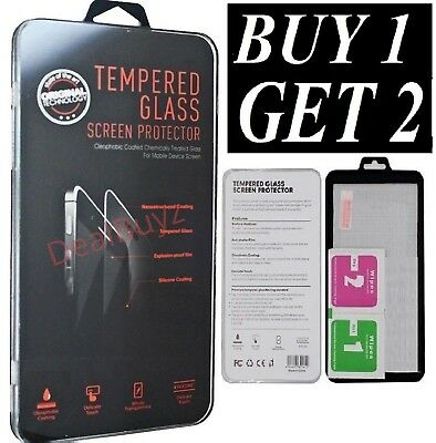 100% Genuine Tempered Glass Film Screen Protector for Apple iPhone 5S 5 SE 5C