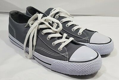 6be6e9ab3a Men s Airwalk Legacee Grey Shoes Size 10 Casual Sneakers Non-Marking Sole