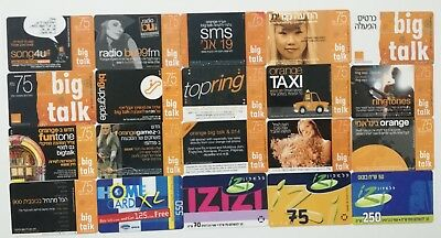worldwide, Lot of 20 Phone Cards Telecards !Free Shipping! - MBC2