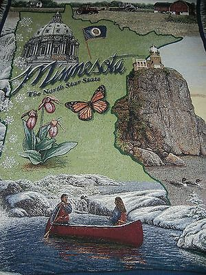 Historic Minnesota.north Star State.loon.farm.butterfly.orchid.lighthouse