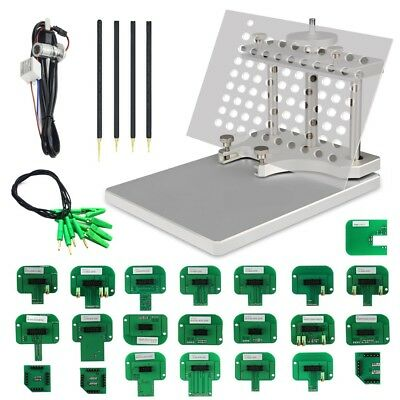 LED BDM FRAME with 22PCS ADAPTER KTAG KESS KTM Dimsport BDM Probe Adapters Full