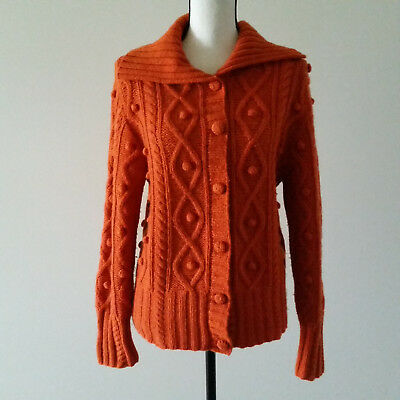 Neiman Marcus Womens Sweaters Size Xl 100 Cashmere Hand Knit
